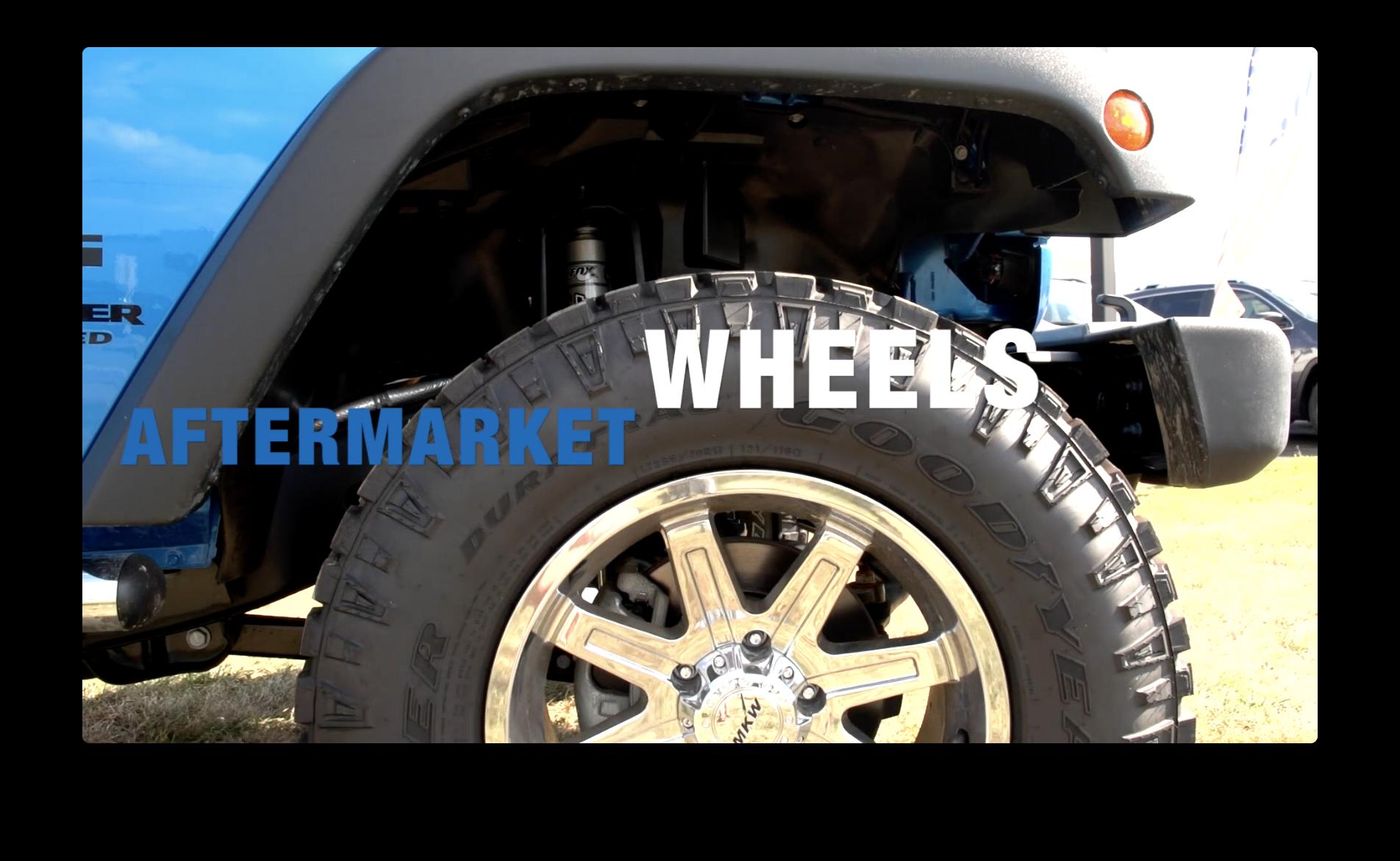 After Market Wheels