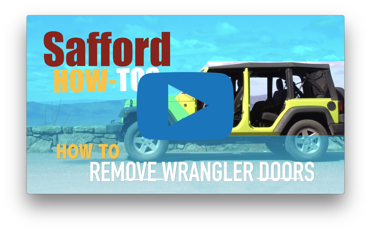 How To Remove Jeep Wrangler Jl Hardtop Safford Cjdr Of Springfield Tj Wiring 2 4