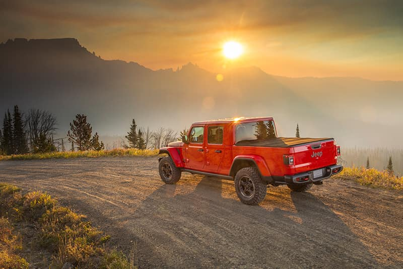 Jeep Gladiator Style
