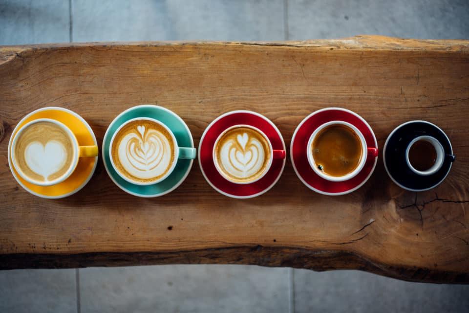 Springfield Coffee Shops