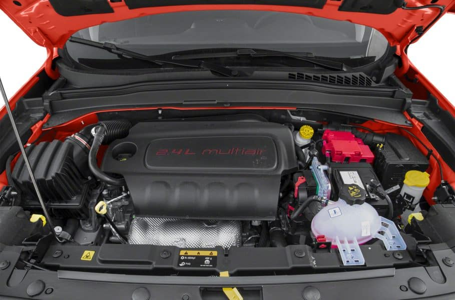 2020 Jeep Renegade Performance Engine
