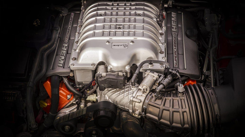2020 Jeep Grand Cherokee Performance Engine