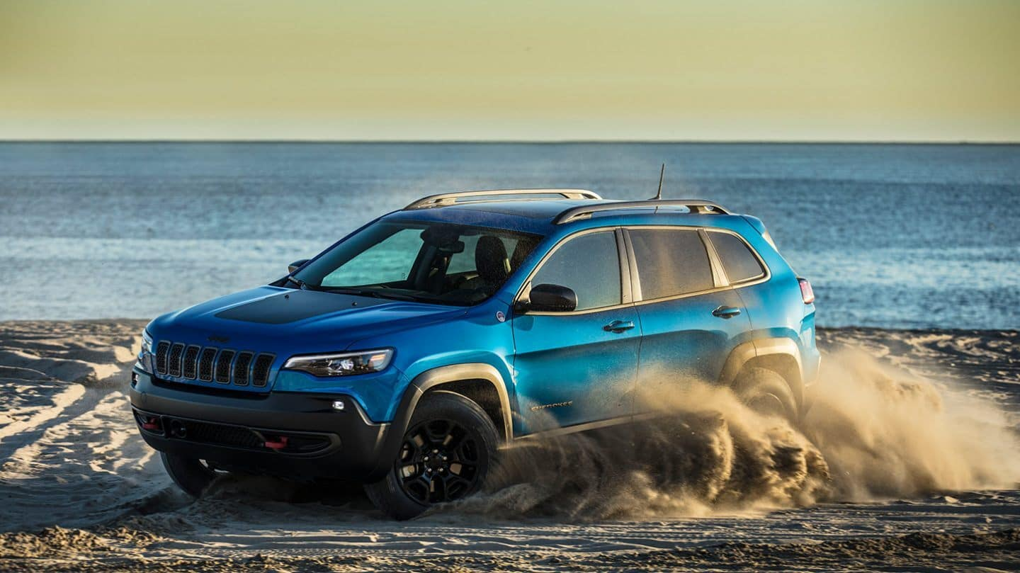 2020 Jeep Cherokee Performance Engine