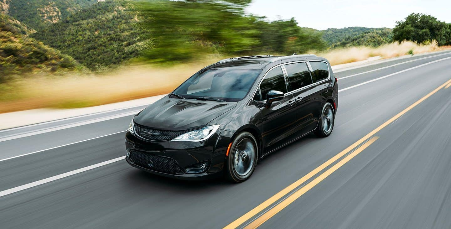 2020 Chrysler Pacifica Performance Engine