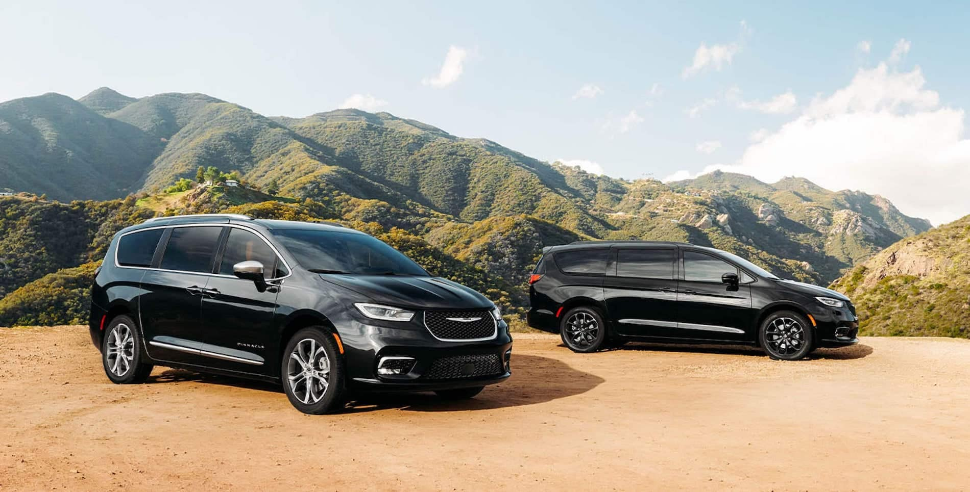 Safety Features 2021 Chrysler Pacifica