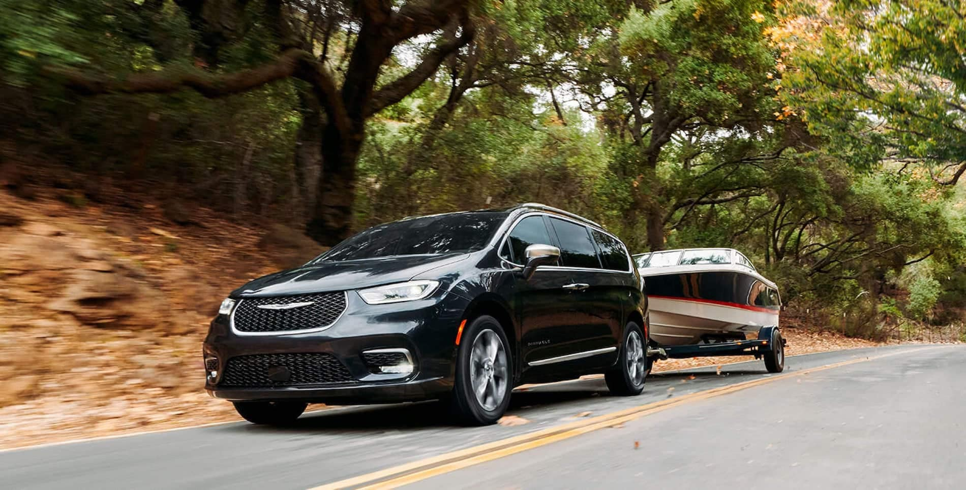 2021 Chrysler Pacifica Performance Engine
