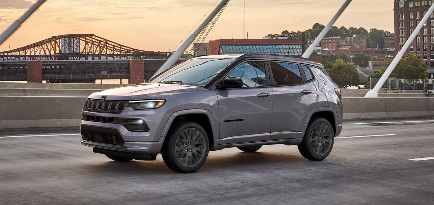 2022 Jeep compass off-road capabilities in Springfield VA