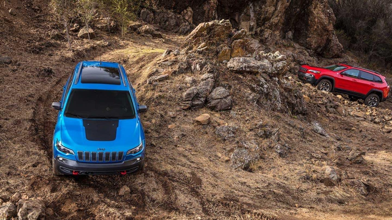 2021 Jeep Cherokee Power and Performance