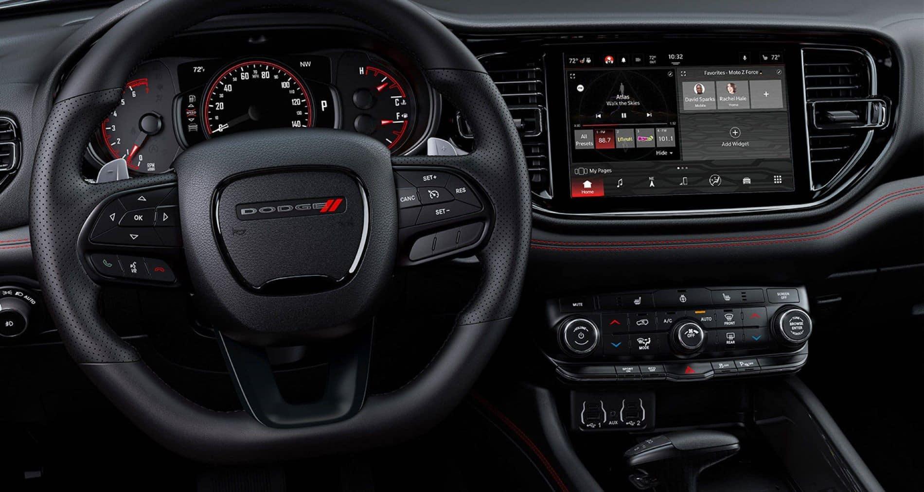 2021 Dodge Durango Technology