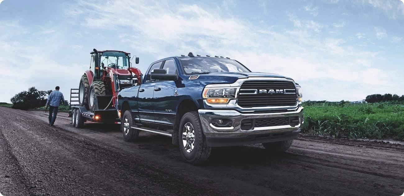 2021 Ram 2500 Power and Performance in Springfield, VA
