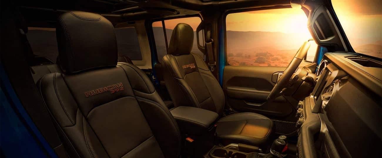 2021 Jeep wrangler Rubicon 392 interior available in Springfield, VA