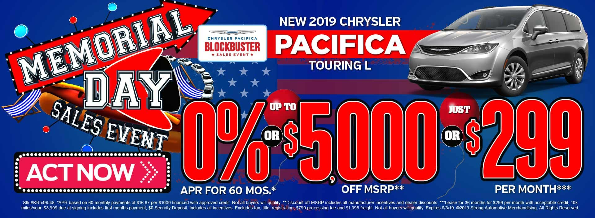 Pacifica Offer