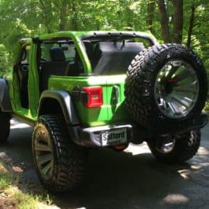 Wrangler with Asanti Wheel 37