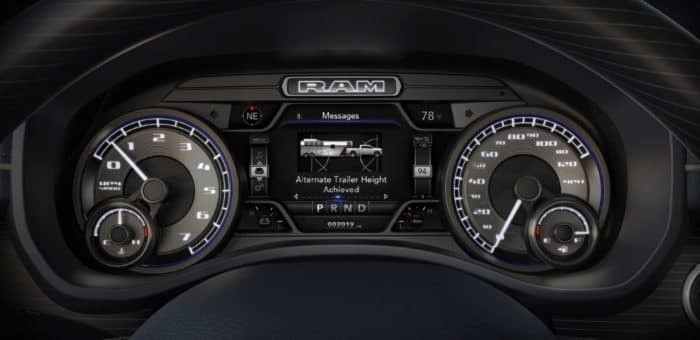 Ram HD 2500 Technology available in Warrenton VA