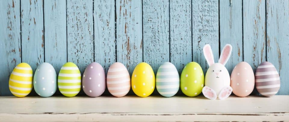 Grown-Up Glow-In-The-Dark Easter Egg Hunt
