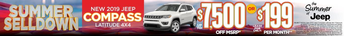 New 2019 Jeep