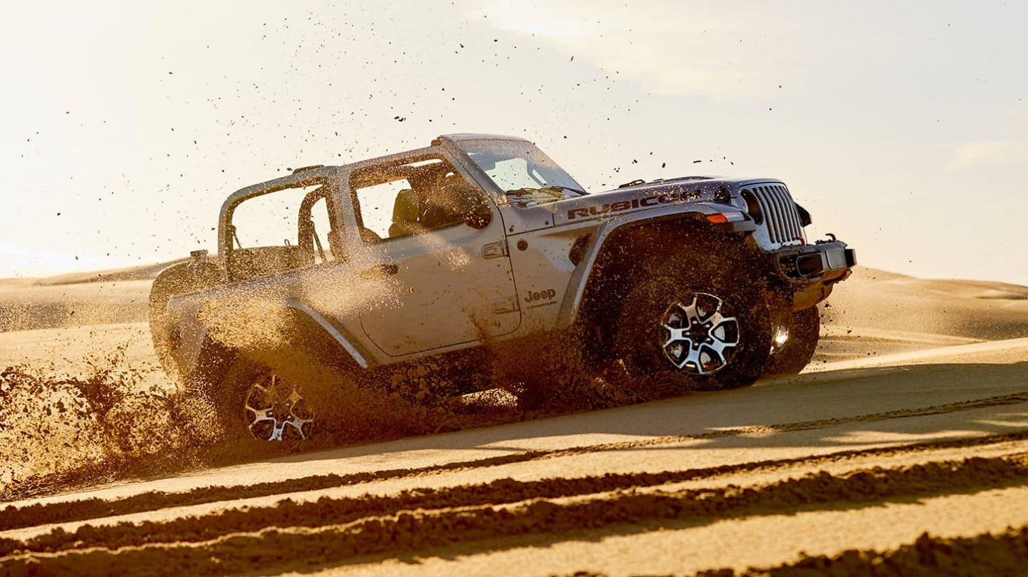2020 Jeep Wrangler Power