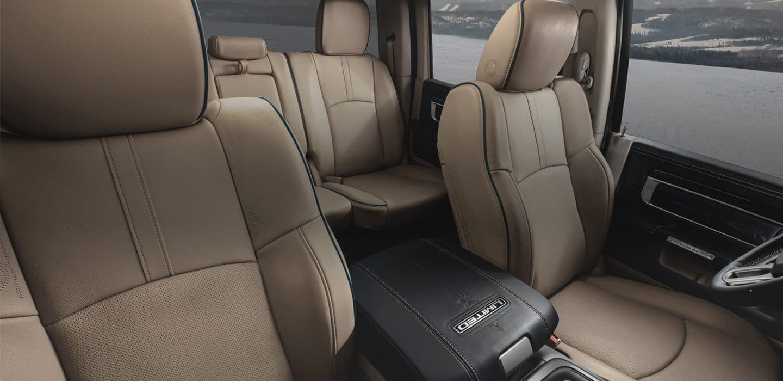 2020 Ram 1500 interior available in Warrenton VA