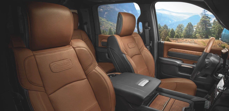 2020 Ram 2500 interior available in Warrenton VA