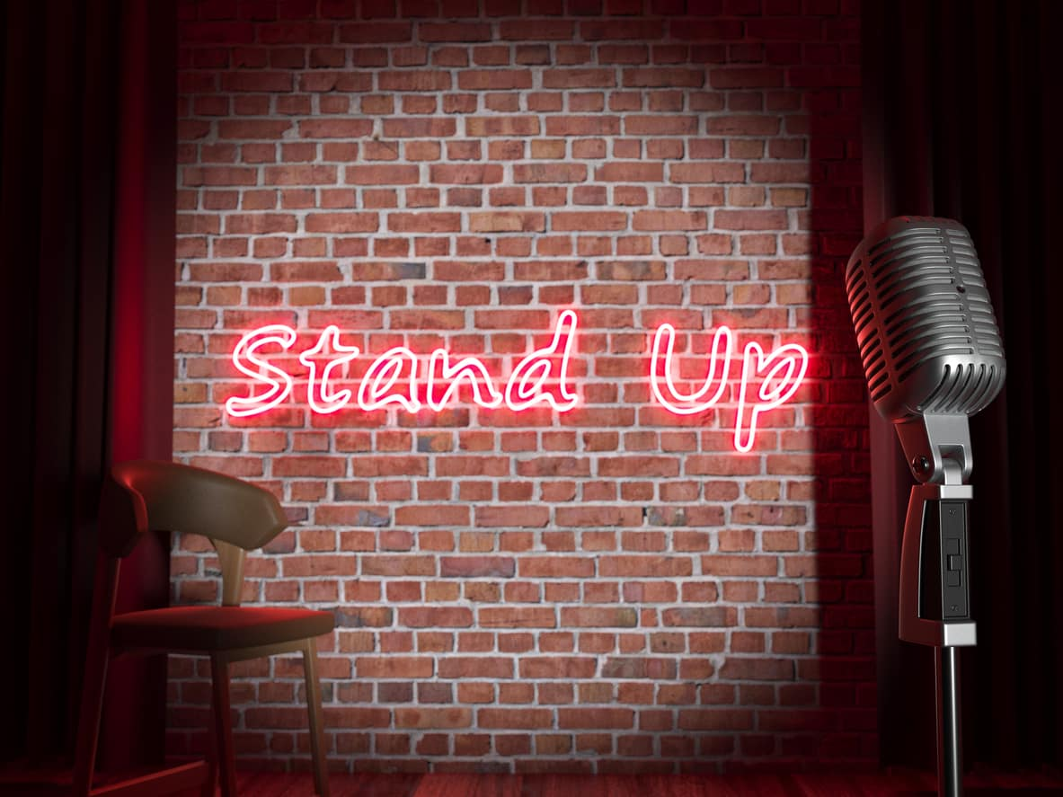 Stand-up Warrenton