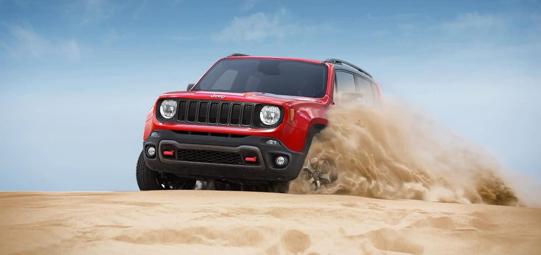 2021 Jeep Renegade Performance Engine