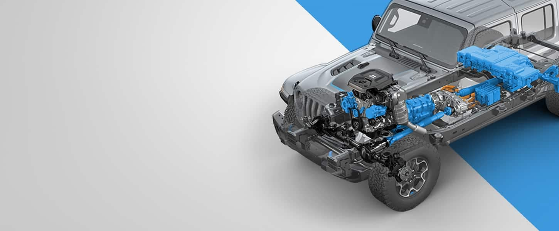 2021 Jeep Wrangler 4xe performance stats