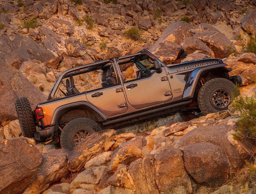 2021 Jeep Jeep Wrangler Rubicon 392 6.4L V8 engine