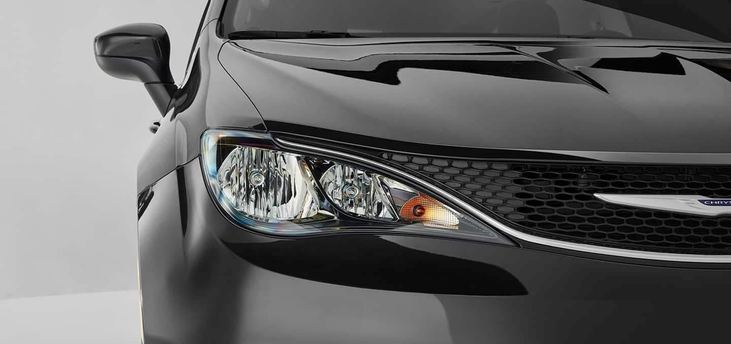 Safety Features 2021 Chrysler Voyager
