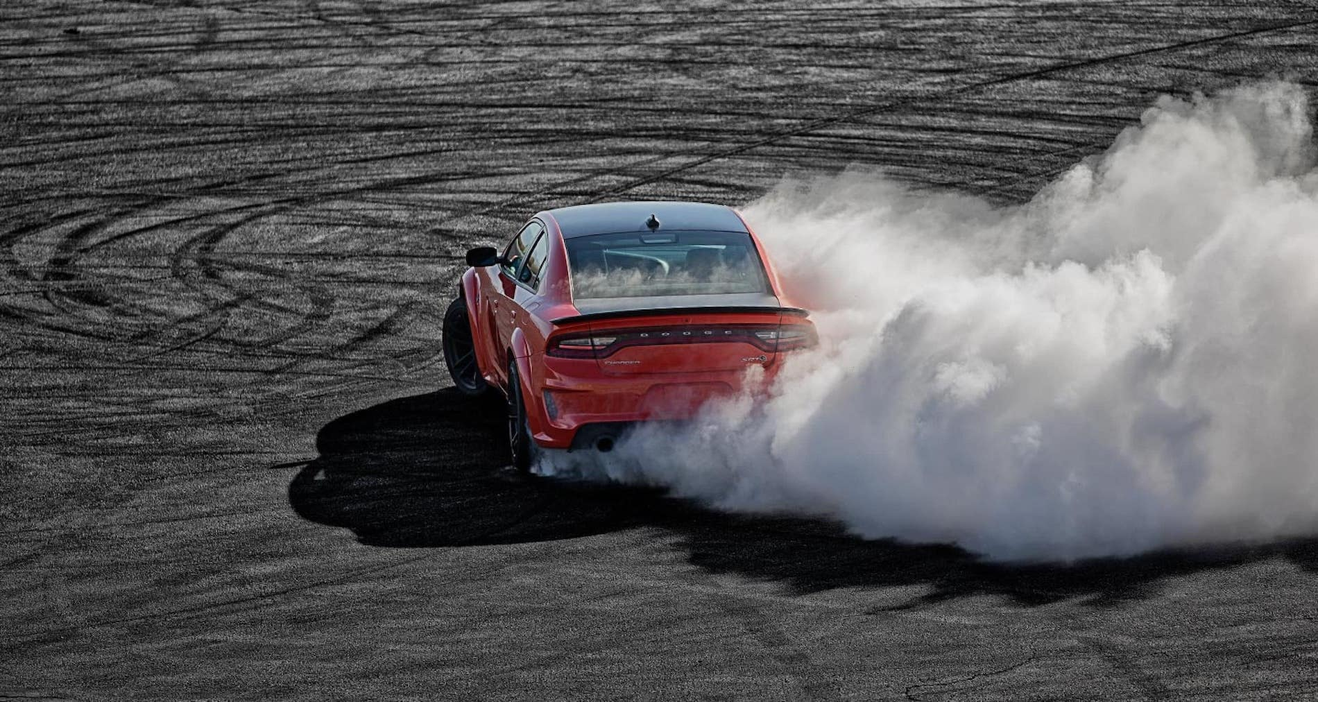 power and performance of the 2021 charger hellcat