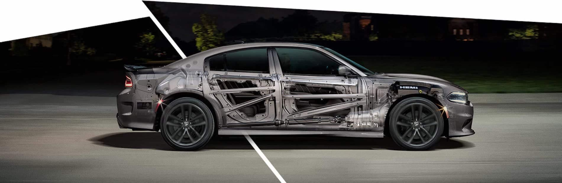 2021 Dodge Charger Safety Features