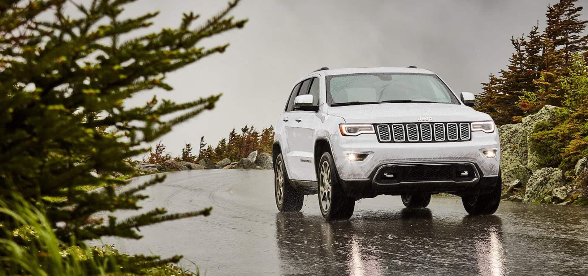 2021 Jeep Grand Cherokee Safety Rating Warrenton, VA