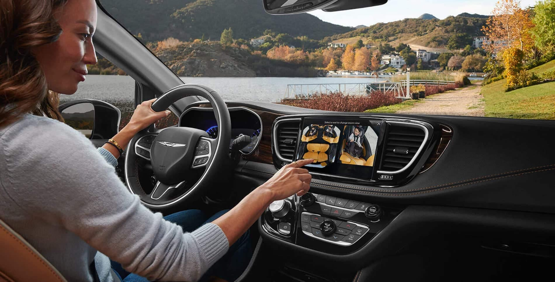 2021 Chrysler Pacifica Safety Features