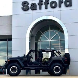 Lifted Wrangler at Safford of Winchester