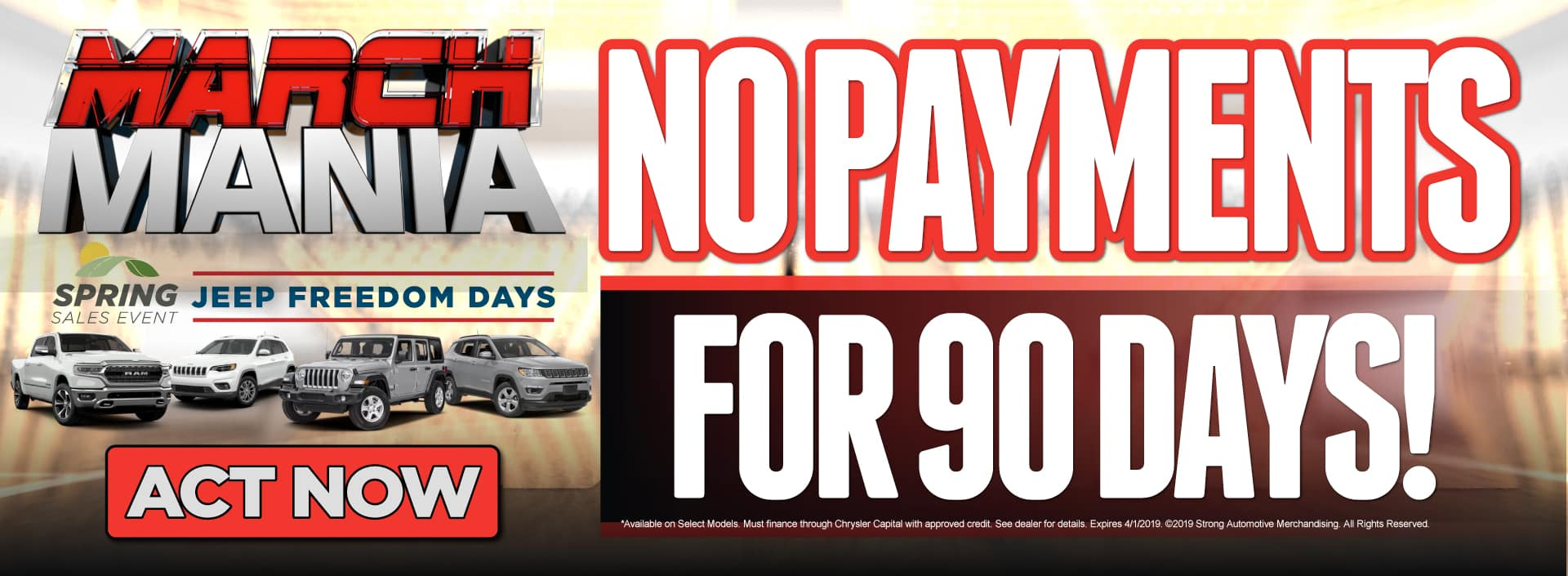 no payments for 90 days*