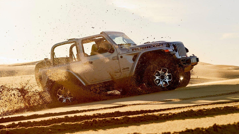 2020 Jeep Wrangler Power