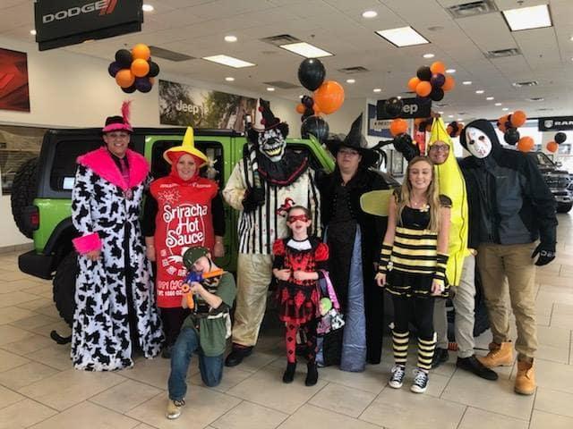 SDW costume Contest