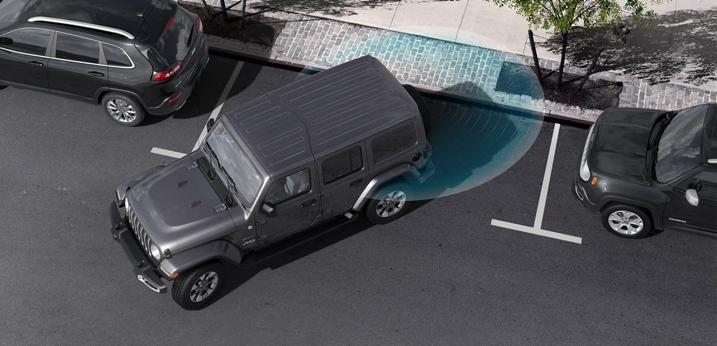 Safety Features 2020 Jeep Wrangler