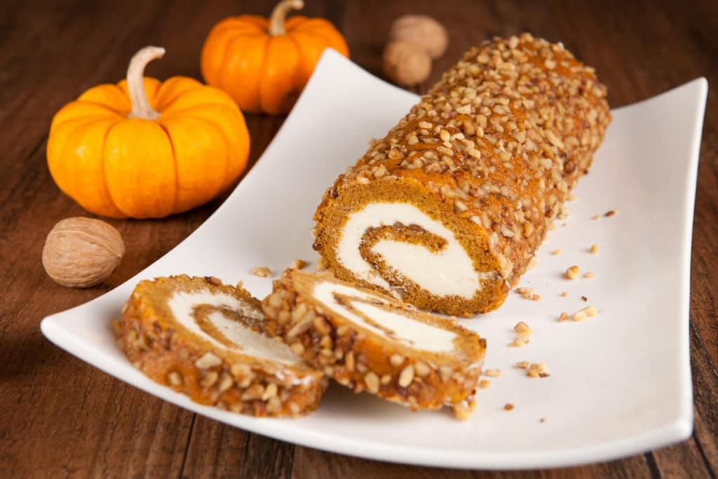 Pumpkin roll