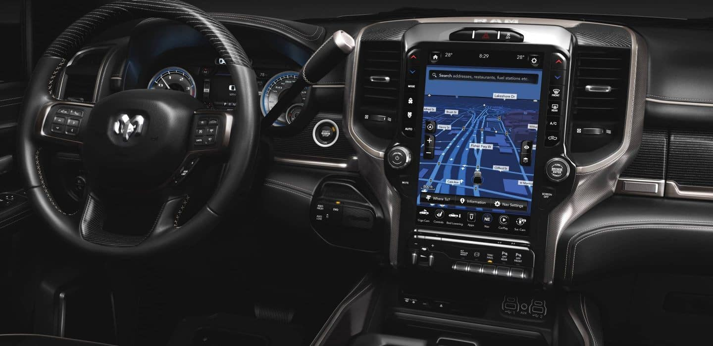 2020 Ram 2500 Technology available in Winchester VA