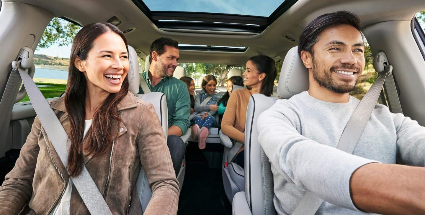 2020 Chrysler Pacifica interior available in Winchester VA