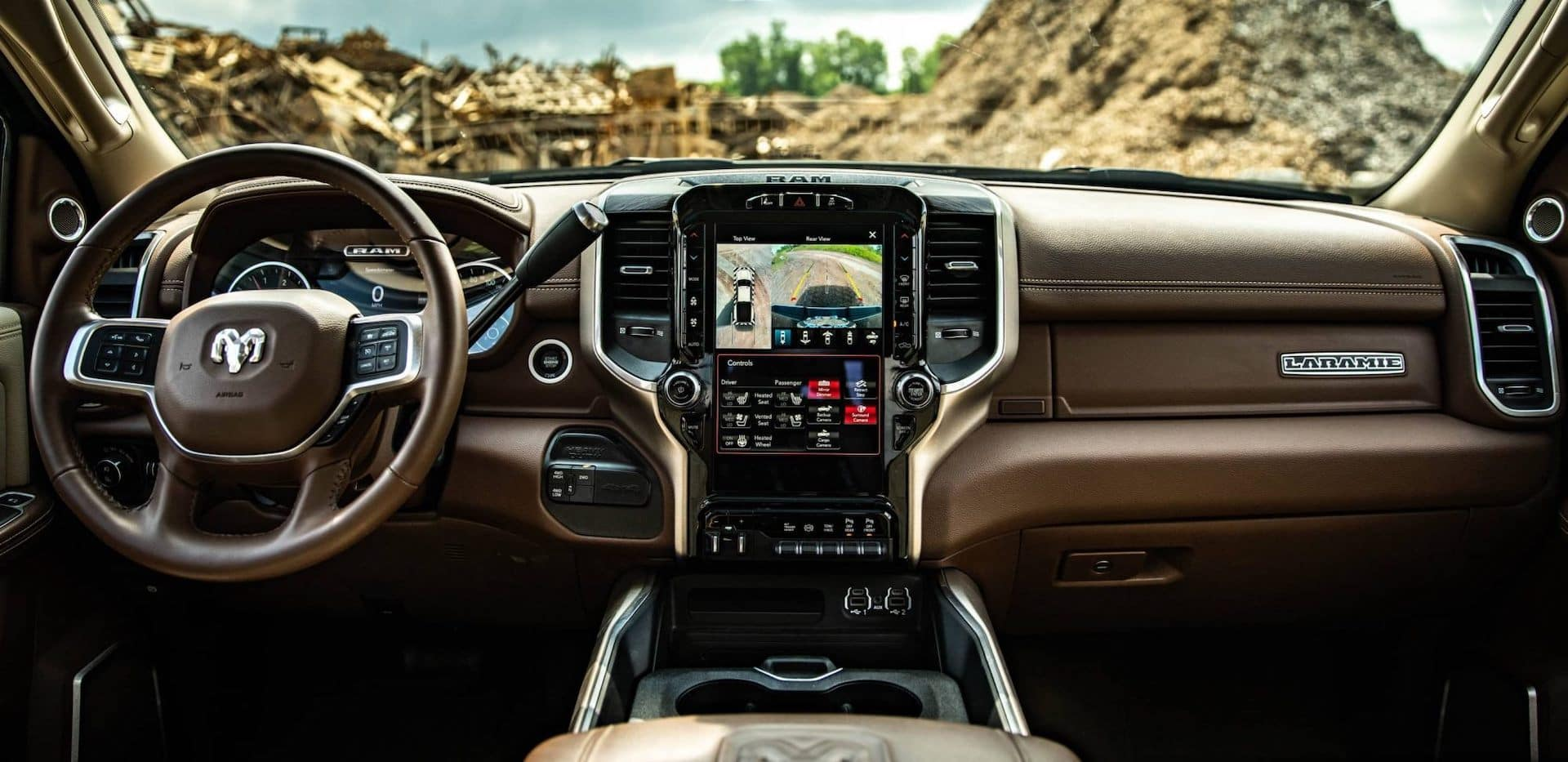 2020 Ram 3500 Technology available in Winchester VA