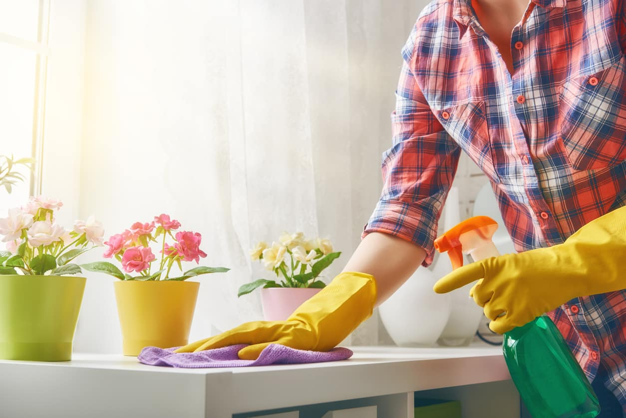 Easy Spring Cleaning Tips For Your Home | Safford CJDRF of Winchester