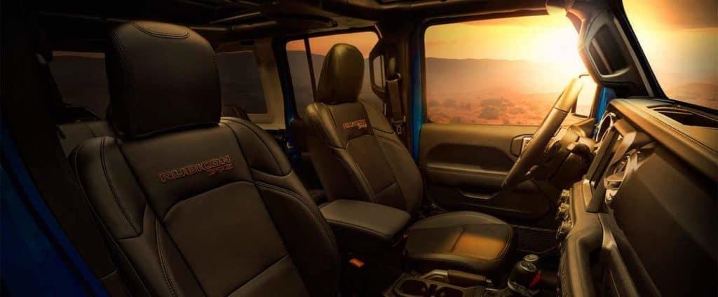 2021 Jeep wrangler Rubicon 392 interior available in Winchester VA