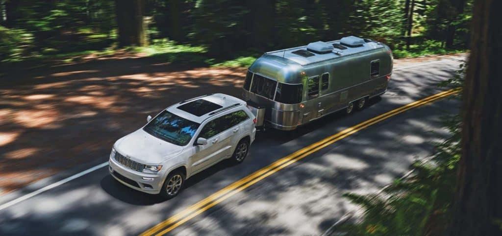 2021 Grand Cherokee Towing Capabilities in Winchester, VA