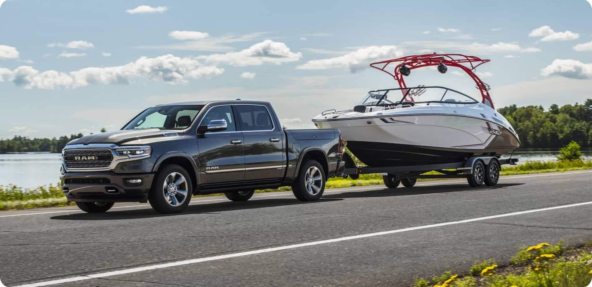 2021 Ram 1500 Truck Power and Performance in Winchester