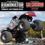 Come See The Raminator Monster Truck