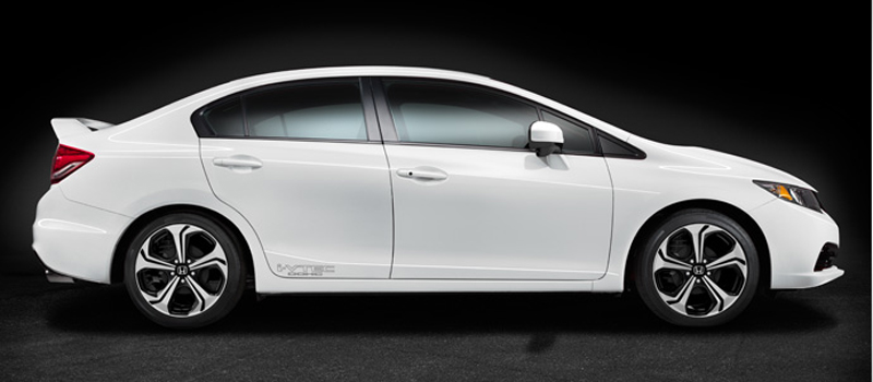 Awesome 2014 Honda Civic Si Sedan ...