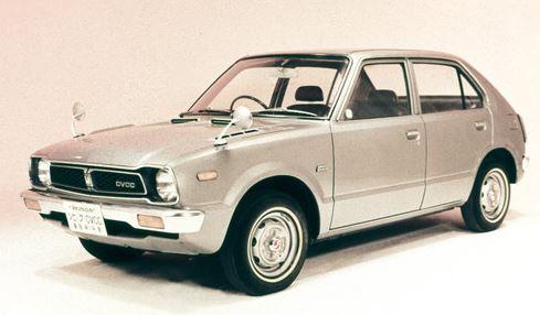First Generation Honda Civic