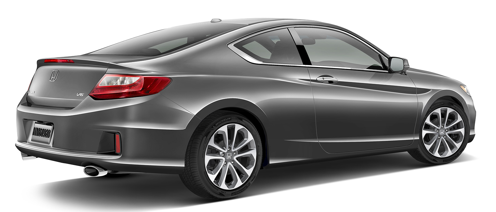 honda accord coupe 2015. 2015 honda accord coupe rear exterior 5
