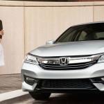 2017 Accord Hybrid trims